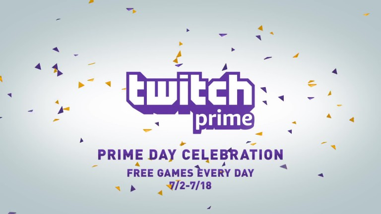 Twitch Prime: Trailer presents the free games of the month of July
