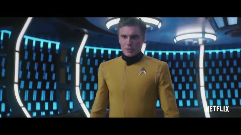 Star Trek Discovery: Captain Girl in Season 2 Trailer