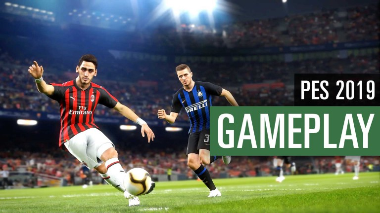 PES 2019 in Gameplay Video: Soccer as beautiful as ever before