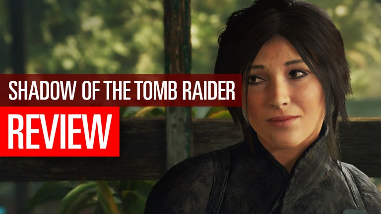 Shadow of the Tomb Raider: The new Lara in the test video