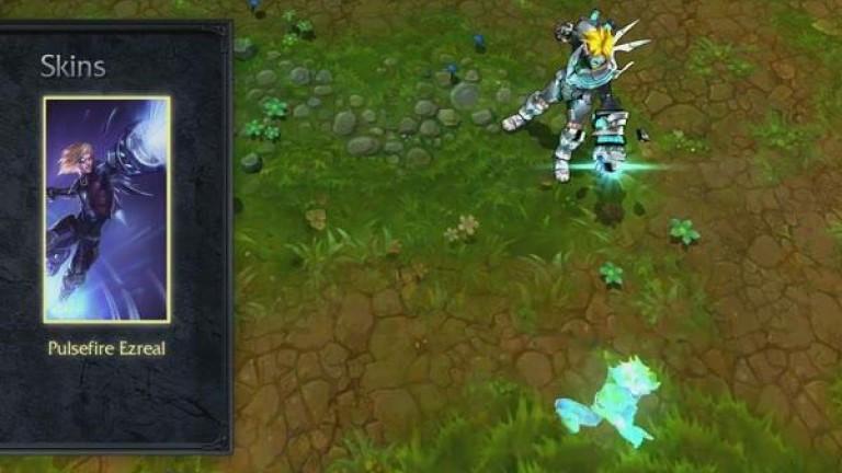 League Of Legends Champion Spotlight Zu Ezreal