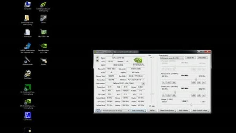 Praxisguide: BIOS-Mod einer Grafikkarte