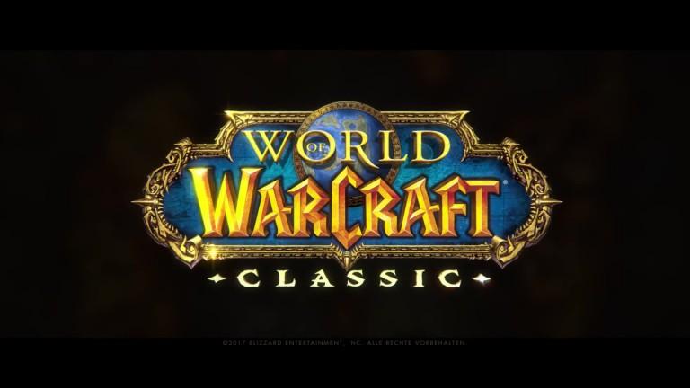 WoW: Classic - Classic-Serveroption angekündigt