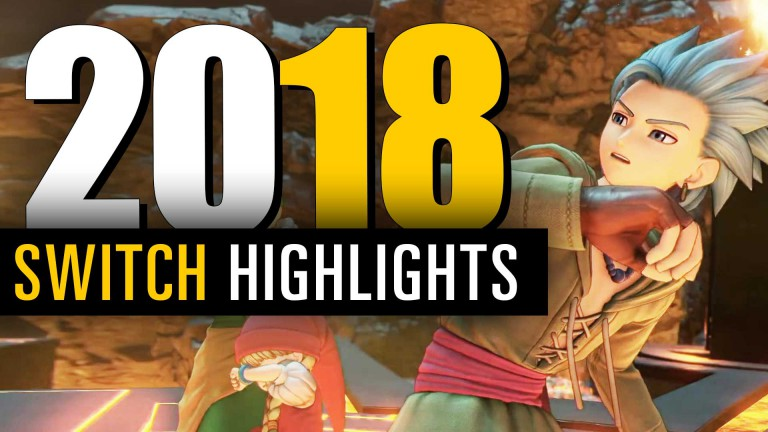 Switch Releases 2018 - The best moments of the game Nintendo 2018