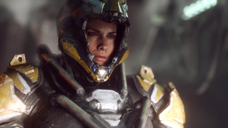 Anthem: Gameplay trailer for Bioware Graphics Hammer
