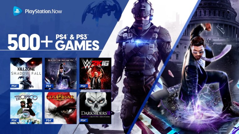 Playstation Now: Der Be Take Video Controller