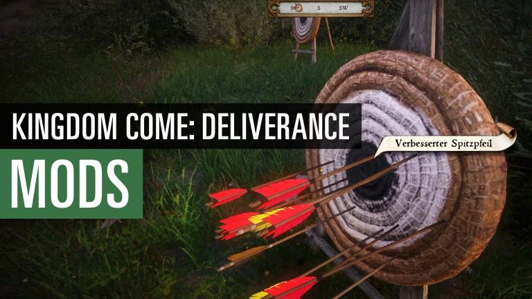Kingdom Come Deliverance - Video: Empfehlenswerte Mods