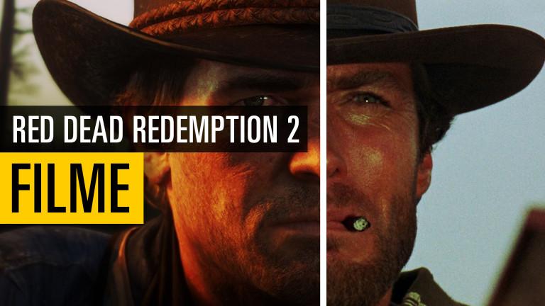 Red Dead Redemption 2 - Diese 10 Western-Filme stecken im Spiel!