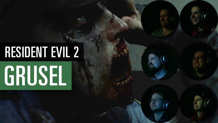 2 Resident Durchspielung Evil WEEKLY CHALLENGE