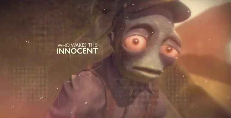 Oddworld: Soulstorm - Trailer mit den ersten Gameplay-Szenen