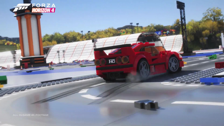 Forza Horizon 4: DLC Lego Speed Champions auf der E3 gespielt