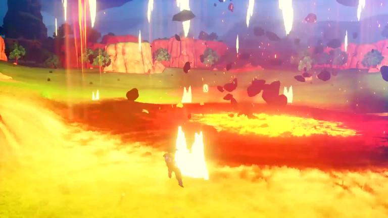 Dragon Ball Z: Kakarot - Das neue Anime-Abenteuer im E3-Trailer