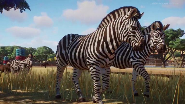 Planet Zoo: Ausführliche Gameplay-Demo von der E3 2019