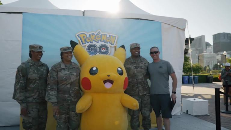 Pokémon GO: Pokémon Go Fest in Chicago