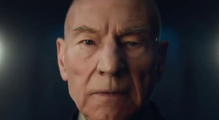 Star Trek: Picard - Erster Teaser-Trailer zur neuen SciFi-Serie