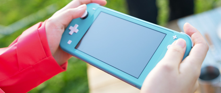 Nintendo Switch Lite: Ankündigungsvideo zur Mini-Switch