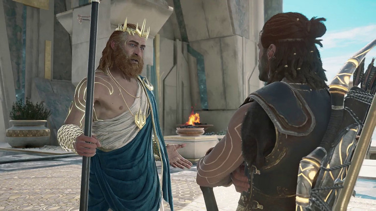 Assassin's Creed Odyssey: Gameplay-Video zum DLC