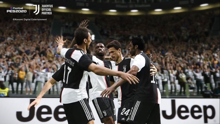 PES 2020: Neuer Trailer zur Partnerschaft mit Juventus Turin