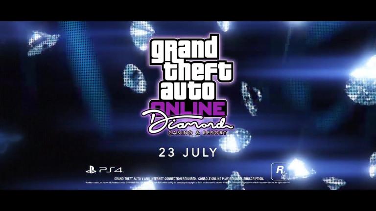 GTA 5 Online: Trailer zum neuen Casino-DLC mit Release-Termin