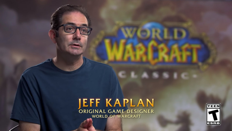 WoW Classic with Creators Episode 3: Jeff Kaplan