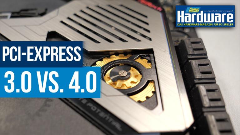 PCI-Express 3.0 vs. 4.0: Mehr Fps durch neuen Standard?