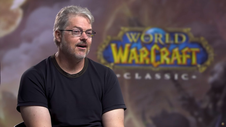 WoW Classic with Creators Episode 4: Pat Nagle