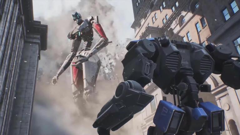 Chaos: Epic zeigt Physik- und Zerstörungsystem in der Unreal Engine 4.23