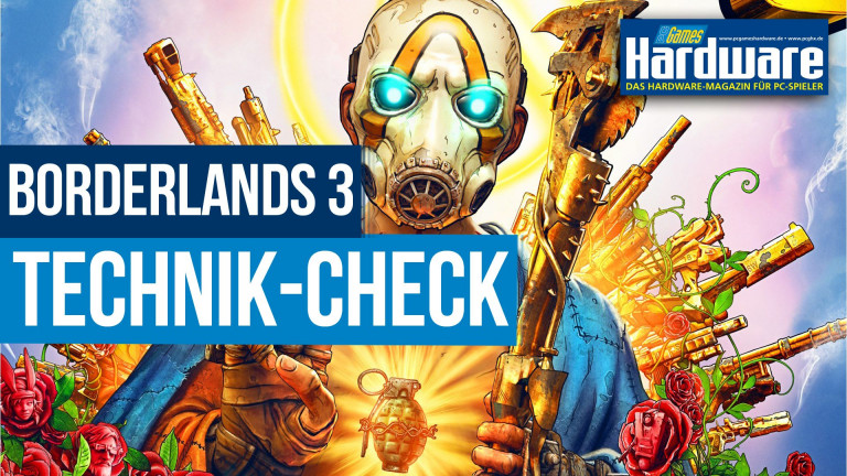 Borderlands 3: Technik-Check und Performancevergleich DX11 Vs. DX12